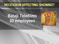 Recession hits Bollywood, evident lay-off
