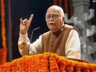 Advani gets emotional speaking about Mumbai attacks
