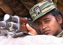 LTTE shoots at civilians fleeing war zone, kills 19