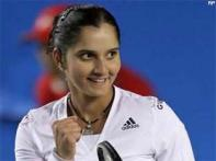 Sania in second round of Pattaya Open