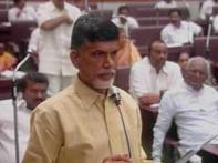 Andhra CM blocked CBI probe on Satyam: Naidu