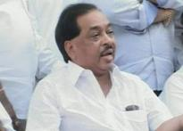 Cong finds political excuse, forgives Narayan Rane