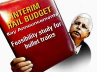 The <i>aam aadmi</i> reacts to Rail Budget