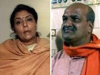 Mangalore police registers FIR against Renuka