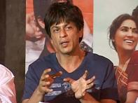 SRK defends <i>Billu</i>, film set to release Friday