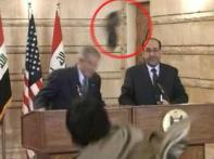 Iraqi shoe thrower: Bush's 'soulless smile' set me off