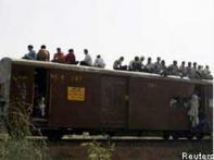 Bride among 15 killed as train rams into car in Orissa