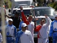 IOC scraps international torch relays