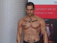 <i>Ghajini</i> statuette to hit the market on Aamir's birthday