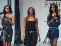 Fashion wins over recession, more buyers seen at LFW