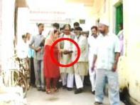 Follow the leader: Jaya Prada 'caught' inducing voters