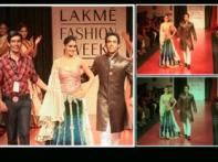 LFW day 3: Fashion extravaganza and Bollywood