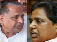 Mulayam takes a dig at Maya for her PM ambitions