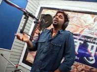 Bhojpuri star sings Nano tunes to push film
