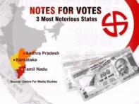 Cash for votes: Karnataka tops notorious states' list