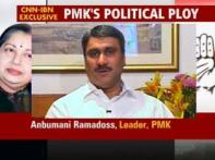 Newsmaker: Ramadoss says no love lost with Cong