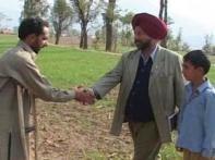 This real hero provides limbs to landmine blast victims