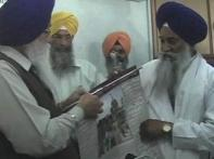 Operation Blue Star images grace SGPC calendar