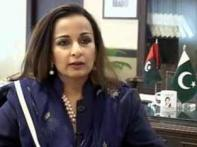 Pak minister Sherry Rehman resigns: reports