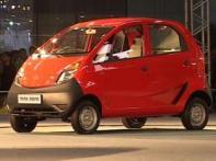 Enthusiasm for Nano low, Tatas lag behind target