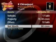 Show me the money: Chiranjeevi declares assets