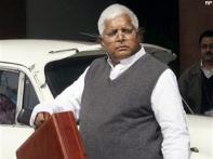 Lalu boasts, says he would run roller over Varun