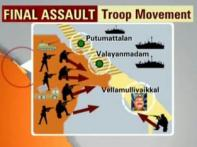 Cornered by Lankan forces, Prabhakaran planning to flee