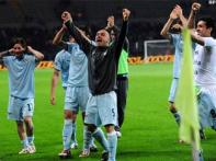 Lazio beat Juventus, reach Coppa Italia final