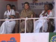 Mamata-Sonia alliance uneasy as Congress soft on Left