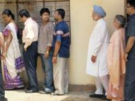 Heat takes its toll, polling slows down across India