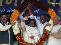 Mayawati, the new face of national politics