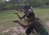 Maoists attack CISF camp in Orissa