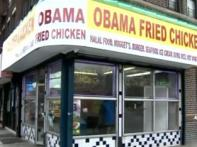 Yummy controversy! Obama fried chicken in vogue