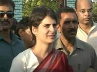 Shoe-throwing not Indian tradition, says Priyanka
