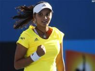 Sania-Chuang pair clinches MPS Group doubles title