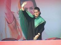 EC rejects petition to dismiss Sonia as MP