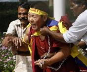 China sentences 4 Tibetans to death for Lhasa riots