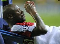 Gallas injured, out of action for rest of the season