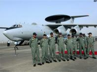 IAF gets eye-in-the-sky, inducts its first AWACS