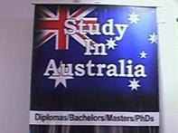 Study in Oz? Students value security over education