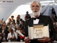 <i>The White Ribbon</i> wins Cannes top prize