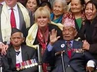 <i>Ahyo</i> Gurkha!  Veterans get UK residency rights
