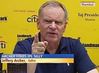 Cricket is not Twenty20: Lord Jeffery Archer