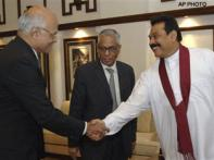 Indian contingent meets Rajapakse, push for Tamil cause