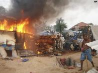 Sri Lanka, LTTE trade blame for civilian deaths