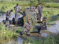 LTTE leaders may commit 'mass suicide': Army