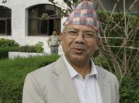 Madhav Nepal is Nepal's new premier, Maoists bow out