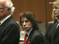 Musician Phil Spector gets 19 years for murder