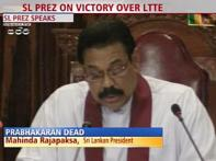 Solution to SL crisis homegrown one: Rajapaksa