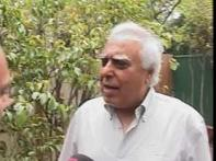 Kapil Sibal sounds positive about DMK coming back
